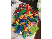 Lego duplo large amount