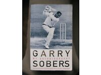 Gary Sobers Autobiography and The Observer's Book of Cricket: 2 for £3.00