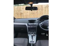 Automatic Vauxhall Astra Sri 1.6 new mot