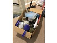 Free box of stuff