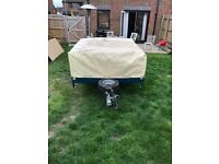 Raclet Trailer Tent 2007