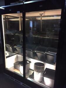 Borgen Flower Cooler - Floral Refrigerator and Merchandiser
