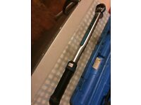 Motorq 200 - torque wrench by Skyes-Pickavant