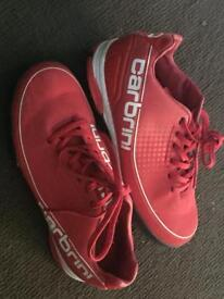 Carbrini trainers size 3