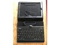 Kensington Bluetooth Wireless keyboard KeyFolio for Apple iPad 2
