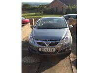Vauxhall Corsa - Energy 1.2 i 16v - 5 Door, Newly MOT'd - Grey/Silver