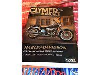 Harley Davidson softail manual