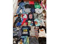 Boys clothes bundle size 3-4y