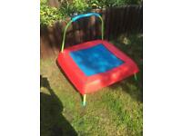 Mothercare small trampoline