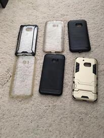 6 HTC 10 cases