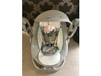 Ingenuity Candler ConvertMe Swing-2-Seat Baby Seat Chair Swing RRP £85