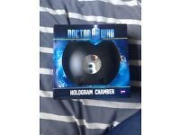 Dr Who hollogram chamber