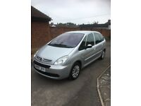 2007 Citroen Picasso Exclusive 2.0 Petrol Automatic