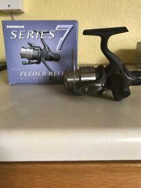 Drennan series 7 feeder reel