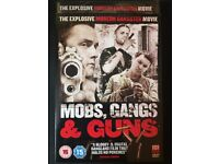 Mobs, Gangs And Guns BRAND NEW! - DVD