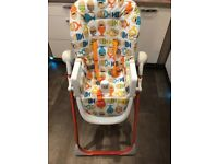 Cosatto Noodle Supa Highchair - The Yokels