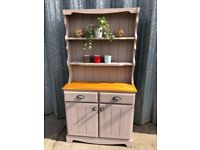 Small Painted dresser in good solid pine Annie Sloan chalk paint looks fantastic