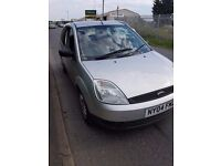 Ford fiesta 1.25 2004 cheap mot family first car