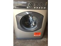 Hotpoint Graphite 8kg washing machine New and unused