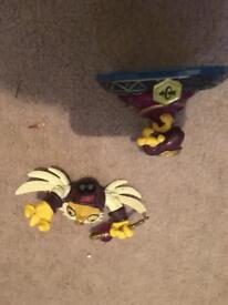 Wii Skylanders swap force figure