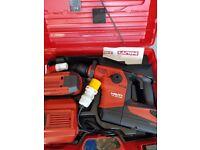 Hilti te 30-a36 ATC-AVR hammer drill in brand new condition