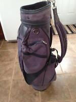 Golf bags and clubs (will sell seperately)
