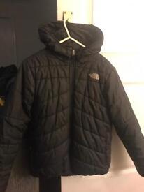 North face peritto reversible junior jacket
