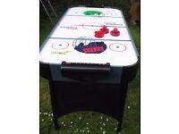 BCE 4 ft Air Hockey Table