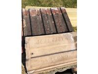 1102 used Redland 49 roof tiles for sale