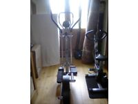Cardio workout / Cross Trainer / Slim Walker, Bremshey Orbit