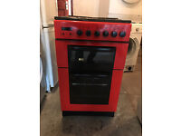BAUMATIC BCE520R 50cm Wide Electric Cooker (Fully Working & 4 Month Warranty)
