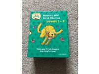 Oxford Reading Tree phonics & first stories
