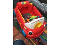 Fisher price sit in car babies and toddlers