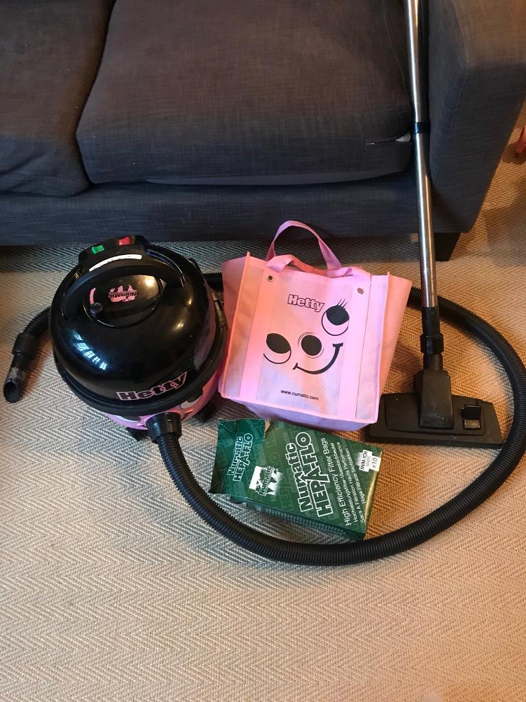 Hetty numatic vacuum