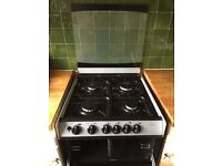 Cannon Gas Cooker - Stratford - Lidded Single Oven and Separate Grill