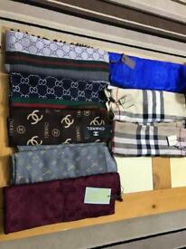 designer scarfs