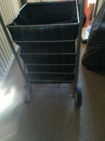 Shopping trolley x3