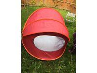 *Brand New* Lotus Pop Up Beach Shelter Tent