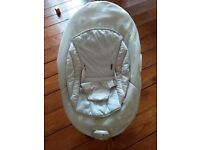 Mamas and Papas lightweight baby bouncer chair