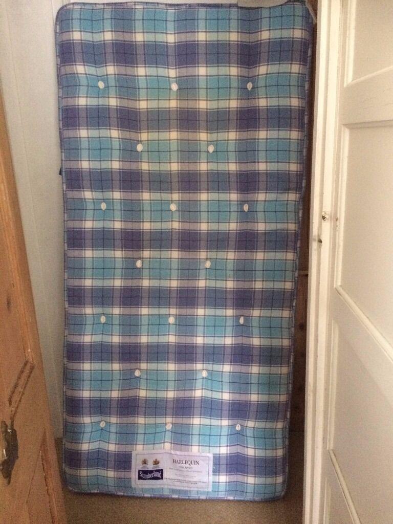 slumberland single mattress used