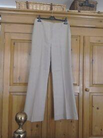 Vintage womens wide legged trouser bundle