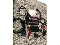 Kess remapping interface inc cables and software red pcb, token free, no grey protocols