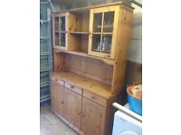 Lovely Pine Dresser - shabby chic project