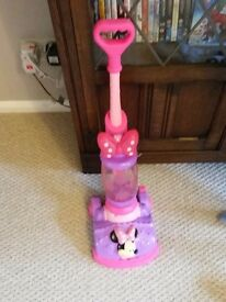 Disney minnie mouse hoover