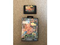 Sega Mega Drive Game Greendog