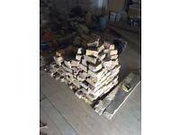 Used mixed stock & engineer bricks