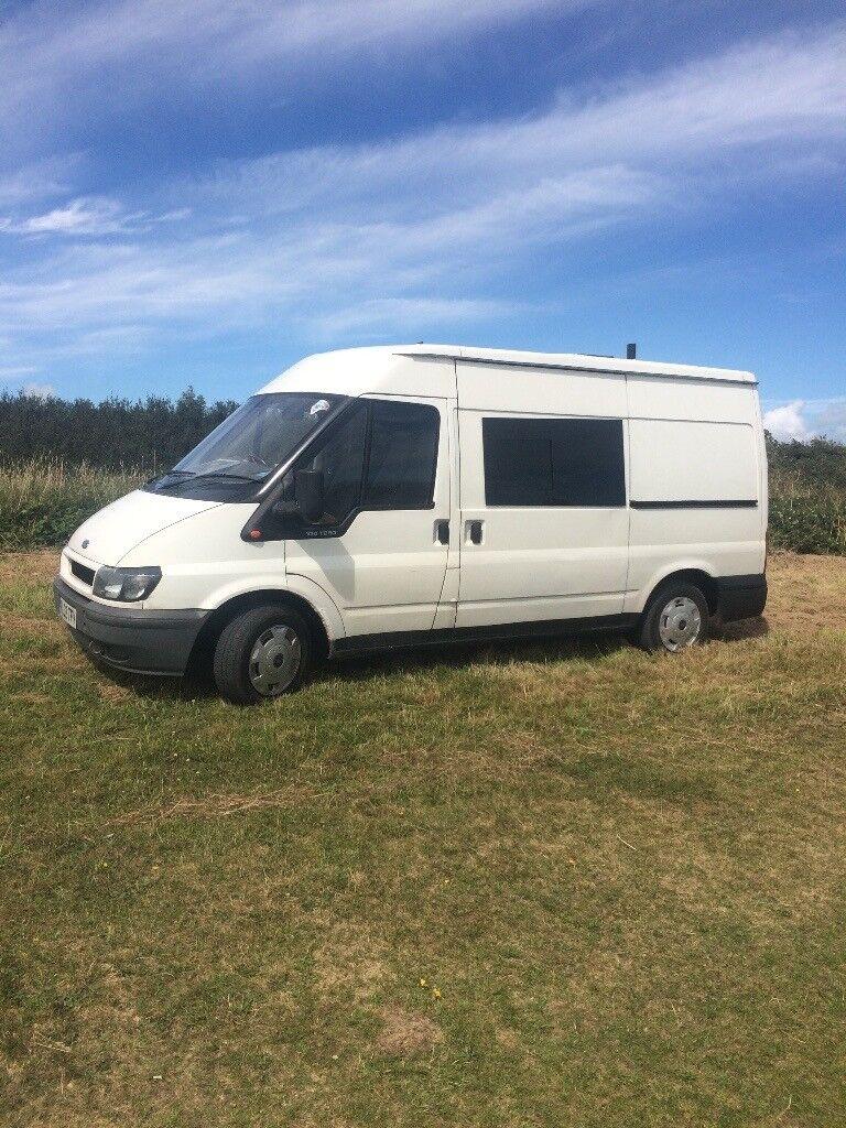 1588cd6eee MWB Ford Transit Campervan Spares or Repairs