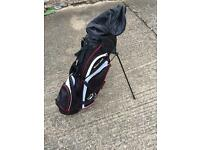 Wilson Staff Golf bag 1 year old