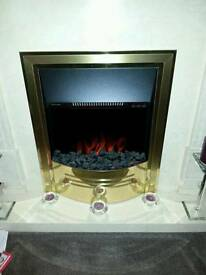 Celsi remotely electric fire
