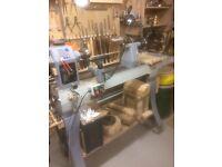 Axminster 1628 VS Woodturning lathe